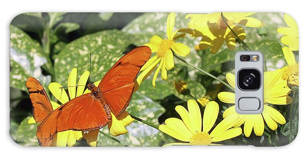 Beautiful Butterflies Galaxy Case