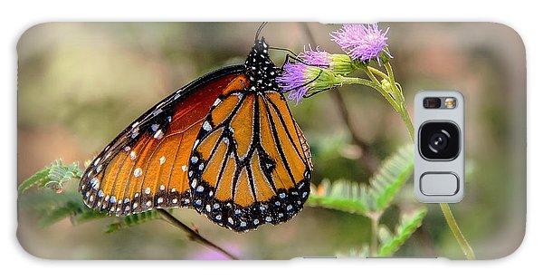 Beautiful Butterfly Galaxy Case