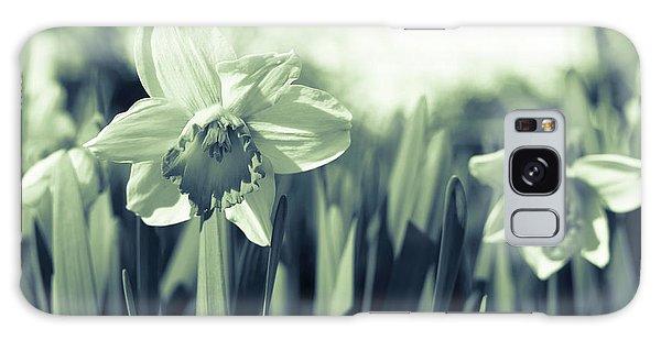Beautiful Daffodil Galaxy Case