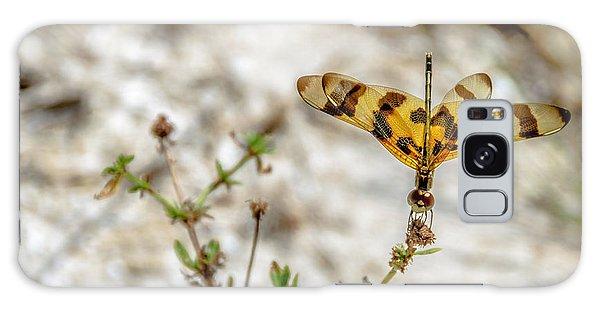 Beautiful Dragonfly Galaxy Case