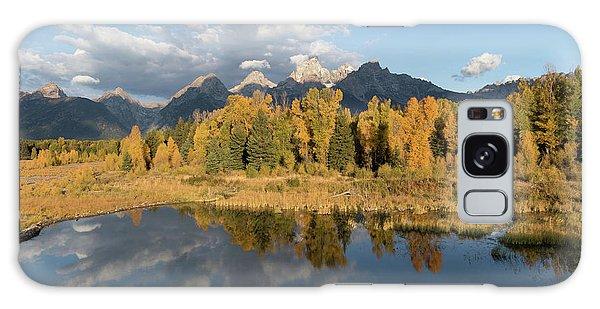Beautiful Fall Morning Galaxy Case