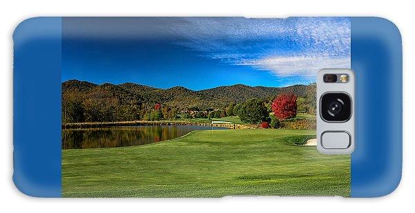 Colorful Golf Galaxy Case