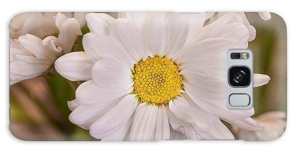 Beautiful In White Galaxy Case