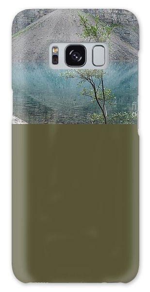 Beautiful Lake Moraine Galaxy Case by Patricia Hofmeester