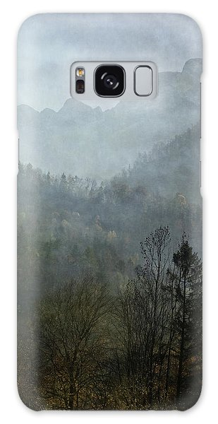 Beautiful Mist Galaxy Case by AugenWerk Susann Serfezi