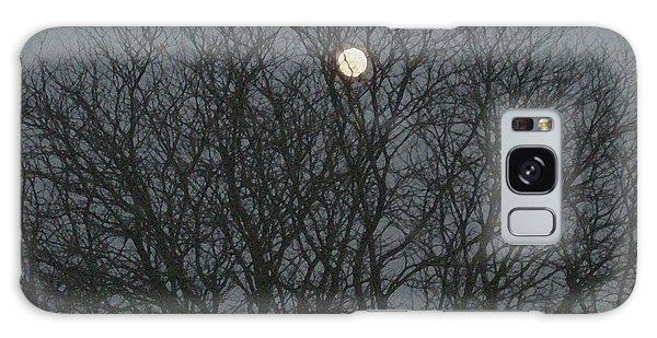 Beautiful Moon Galaxy Case by Sonali Gangane