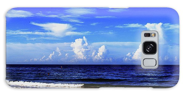 Galaxy Case featuring the photograph Beautiful Ocean View by Gary Wonning