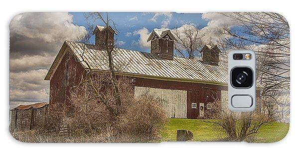 Beautiful Old Barn Galaxy Case