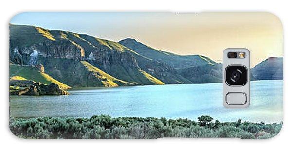 Beautiful Owyhee Reservoir Galaxy Case by Robert Bales