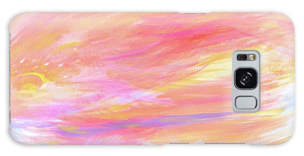 Beautiful Possibilities - Contemporary Art Galaxy Case