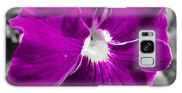 Beautiful Purple Galaxy Case