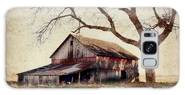 Beautiful Red Barn-near Ogden Galaxy Case