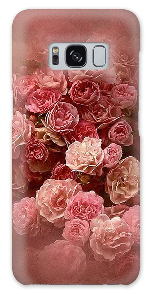 Beautiful Roses 2016 Galaxy Case