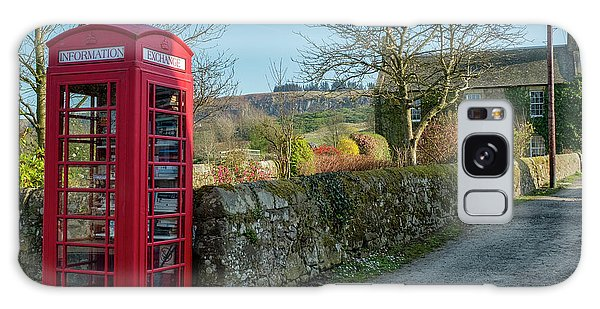 Galaxy Case featuring the photograph Beautiful Rural Scotland by Jeremy Lavender Photography