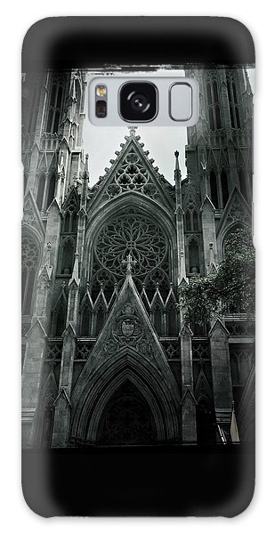 Beautiful St Patricks Cathedral Galaxy Case by Miriam Danar