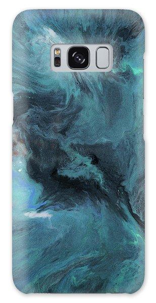 Beautiful Storm Galaxy Case