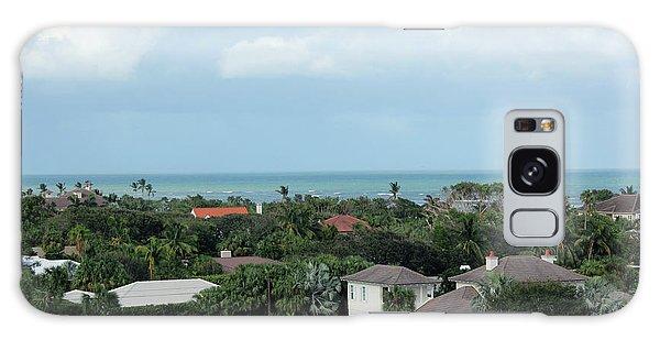Beautiful Vero Beach Florida Galaxy Case