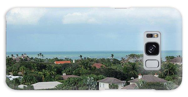 Galaxy Case featuring the photograph Beautiful Vero Beach Florida by Megan Dirsa-DuBois