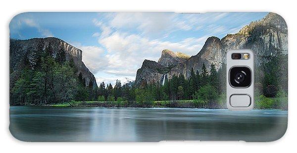 National Park Galaxy Case - Beautiful Yosemite by Larry Marshall