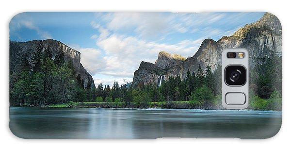 Yosemite National Park Galaxy S8 Case - Beautiful Yosemite by Larry Marshall