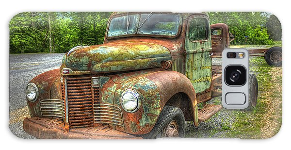 Beauty And The Best 1947 International Harvester Kb 5 Truck Galaxy Case
