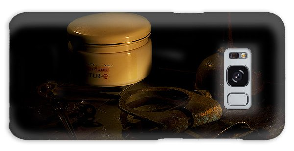 Beauty Cream Galaxy Case