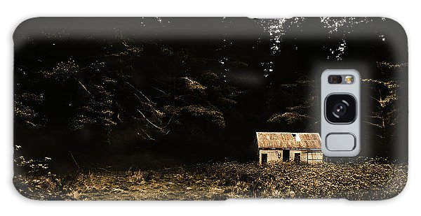 Shed Galaxy Case - Beauty In Dilapidation by Jorgo Photography - Wall Art Gallery