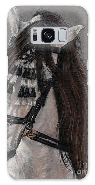 Beauty In Hand Galaxy Case by Sheri Gordon
