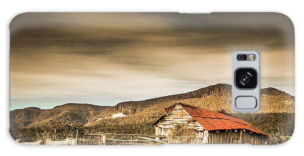 Shed Galaxy Case - Beauty In Rural Dilapidation by Jorgo Photography - Wall Art Gallery