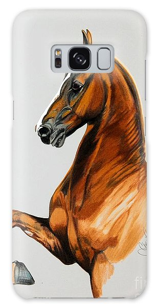 Sirtainly Stylish  - Saddlebred Galaxy Case
