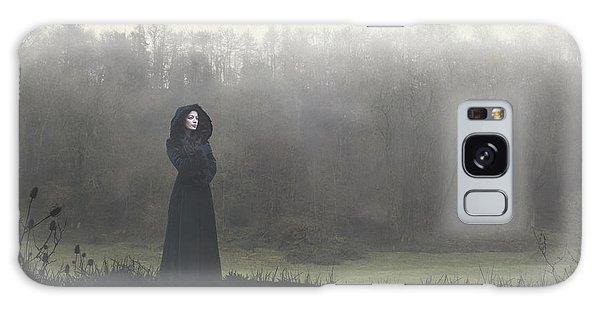 Beauty In The Fog Galaxy Case