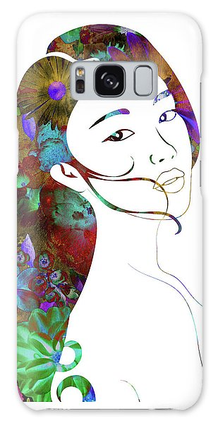 Beauty Lingers Galaxy Case