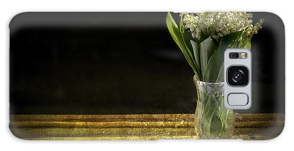 Vase Of Flowers Galaxy Case - Beauty Of The Valley by Evelina Kremsdorf