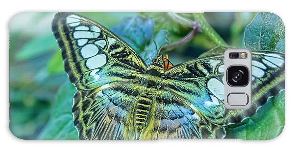 Beauty On Wings Galaxy Case by Steven Parker