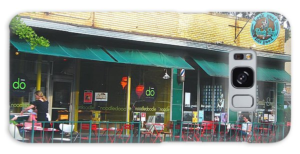 Beauty Shop And Do  Cooper Young Memphis Galaxy Case