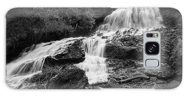 Beaver Brook Falls Galaxy Case