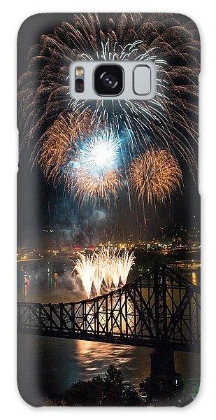 Beaver County Fireworks 2 Galaxy Case