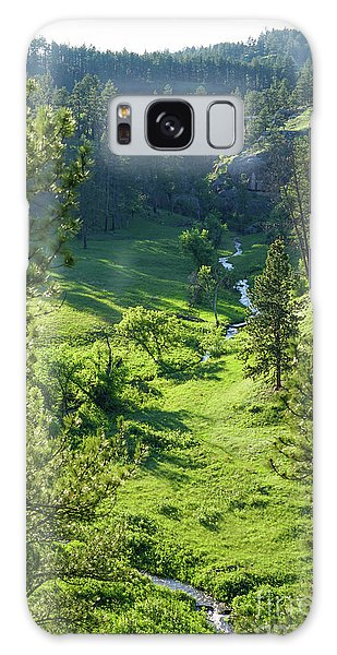 Beaver Creek In The Spring Galaxy Case