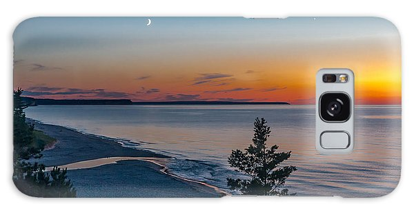 Beaver Creek Sunset Galaxy Case
