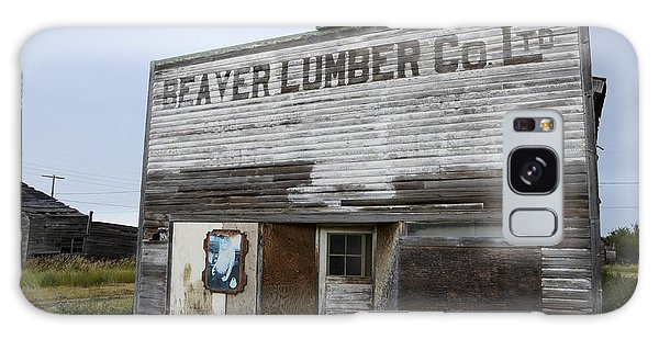 Beaver Lumber Company Ltd Robsart Galaxy Case by Bob Christopher