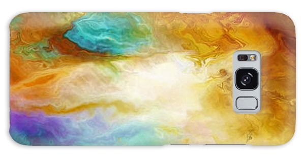Becoming - Abstract Art Galaxy Case
