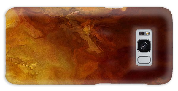 Becoming - Abstract Art - Triptych 3 Of 3 Galaxy Case