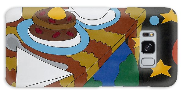 Bed And Breakfast Galaxy Case