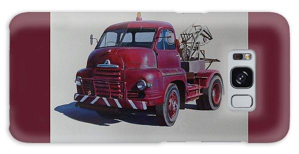 Bedford S Type Wrecker. Galaxy Case by Mike  Jeffries