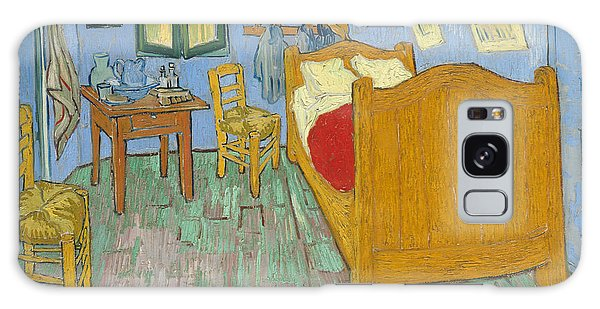 Galaxy Case featuring the painting Bedroom At Arles by Van Gogh