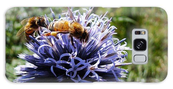 Bee Circles Galaxy Case