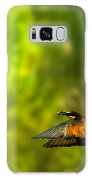 Bee Eater Galaxy Case
