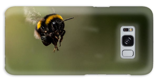 Bee Flying - View From Front Galaxy Case