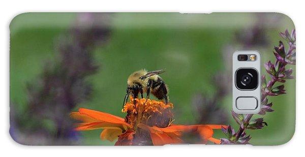 Bee Shot  Galaxy Case