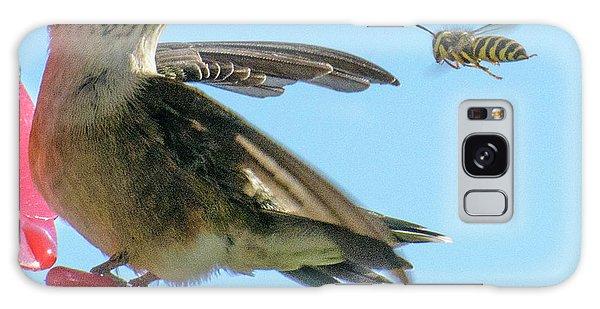 Bee_bird Galaxy Case